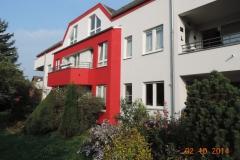 Fassade nach Sanierung