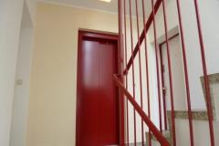 Treppenhausgestaltung von Malermeister Godenschweig